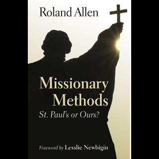 Libro: Métodos Misioneros (R. Allen)