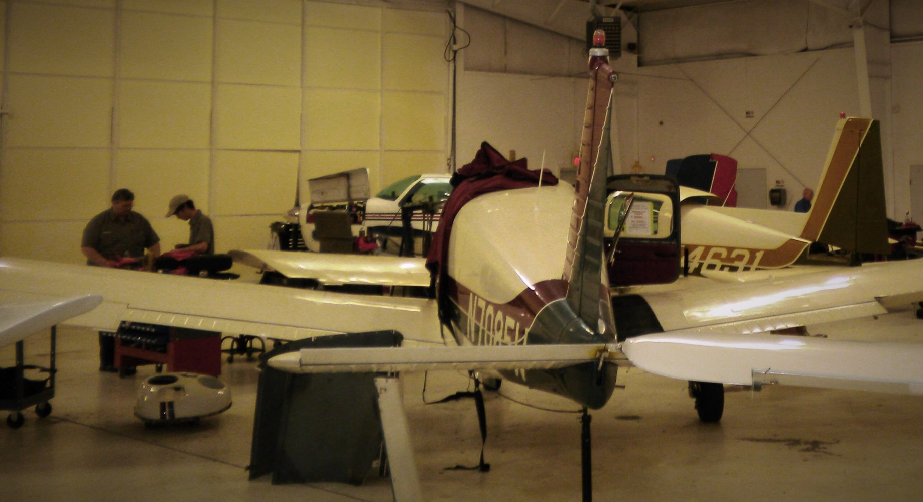 aircraft annual inspections