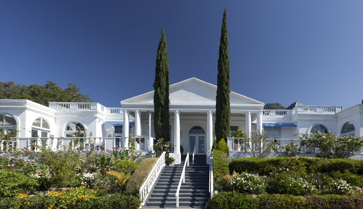 Estate property with two houses and two parcels - Montecito