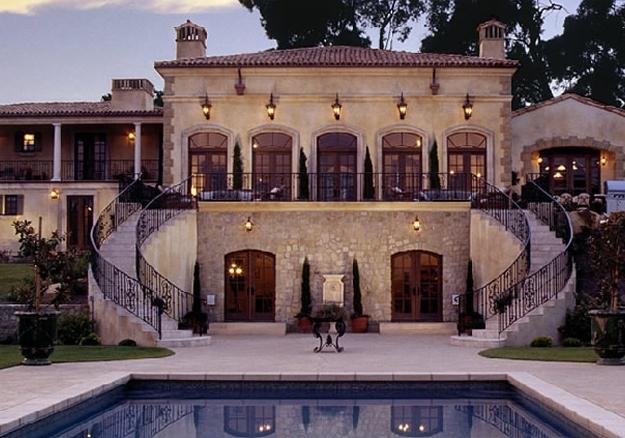 Provence Style Estate - Montecito