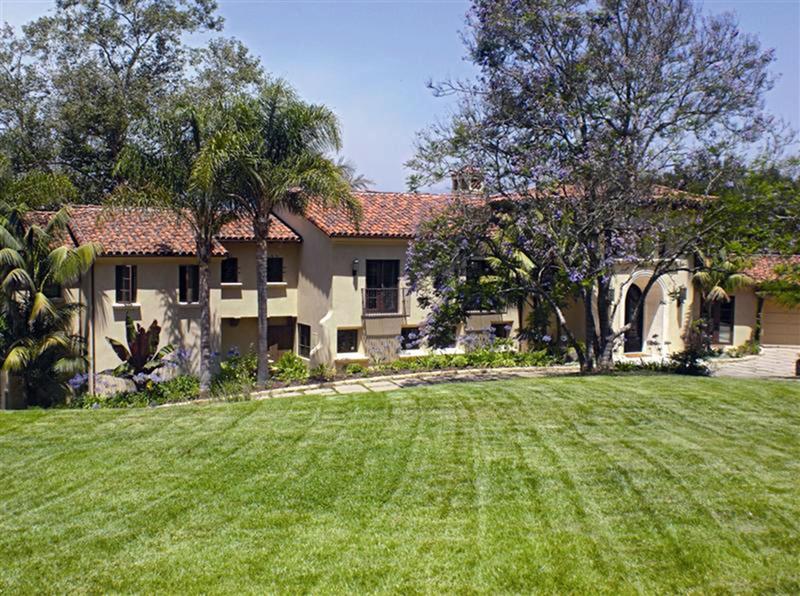 Gated Mediterranean Estate - Hope Ranch