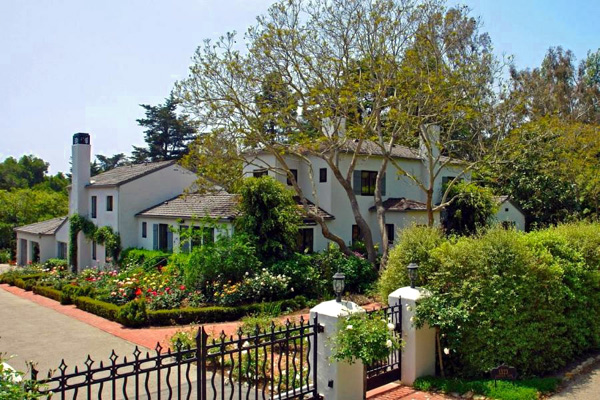 Charming home down private lane - Montecito