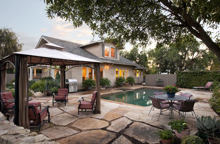 Elegant Farm House - Santa Barbara