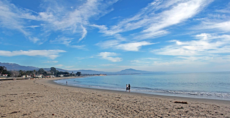 SOLD!  Montecito Beachfront