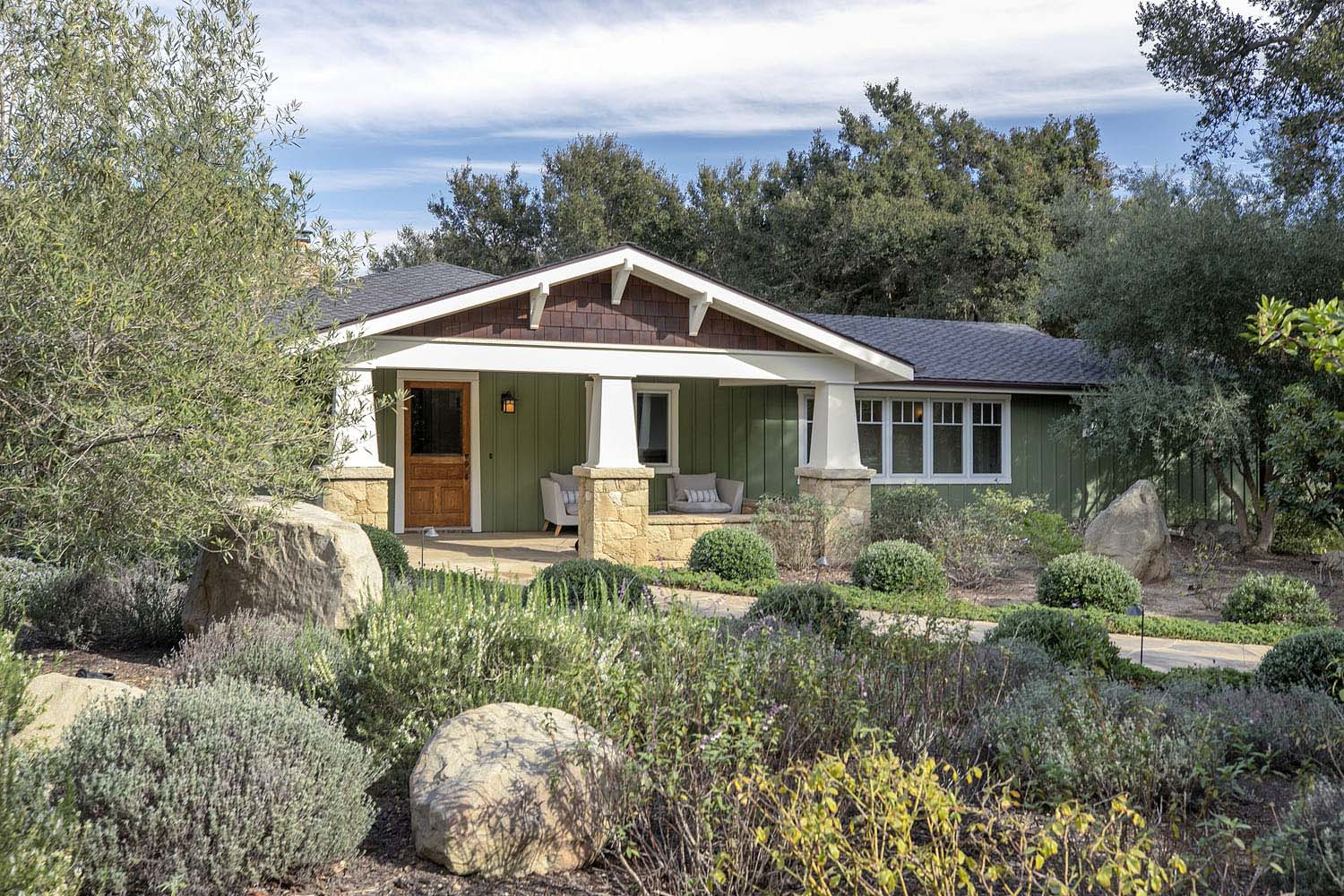 SOLD! 760 Romero Canyon  OFFERED AT $2,949,000