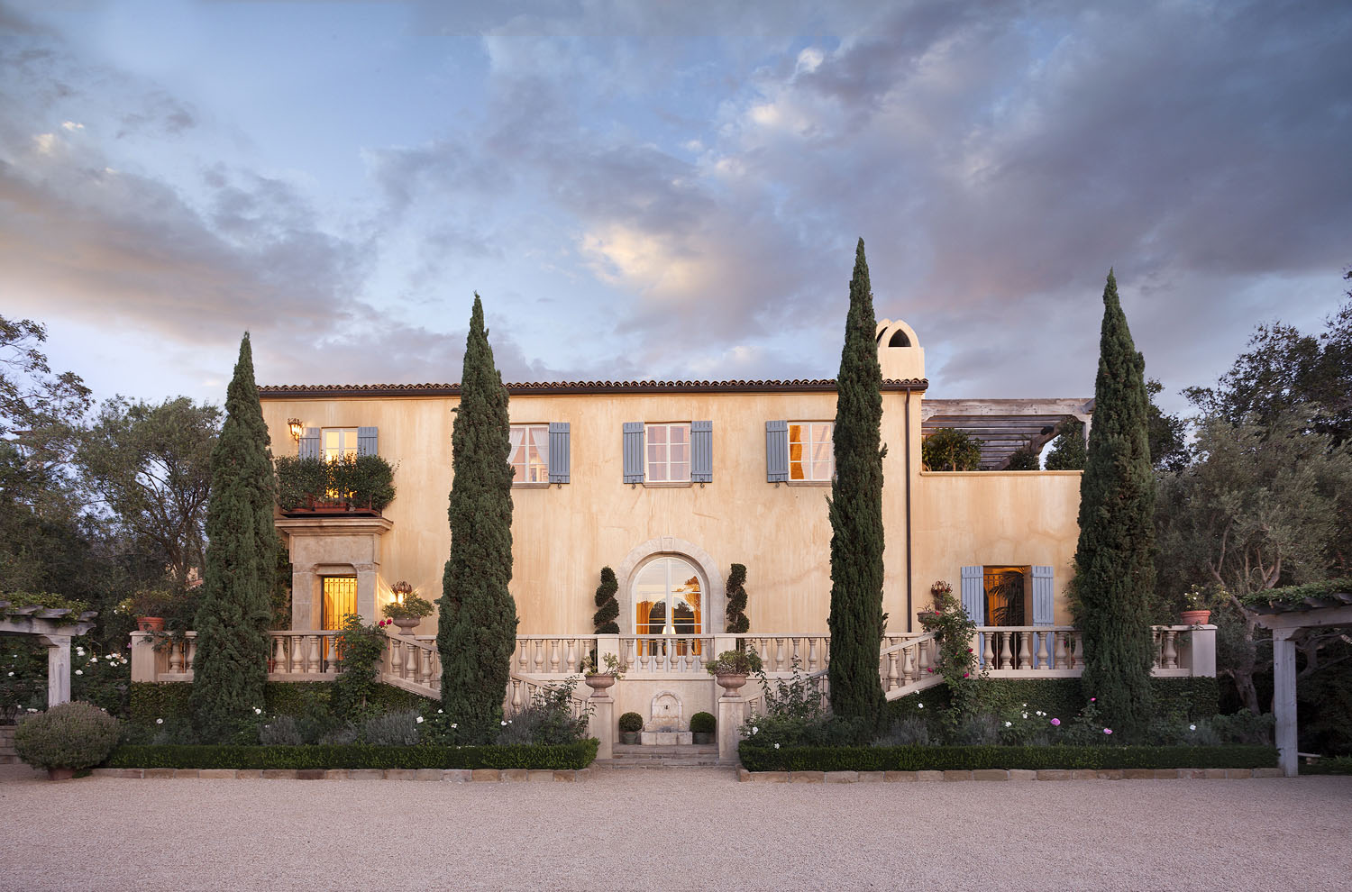 SOLD!  Stunning Montecito Estate    OFFERED AT $6,200,000