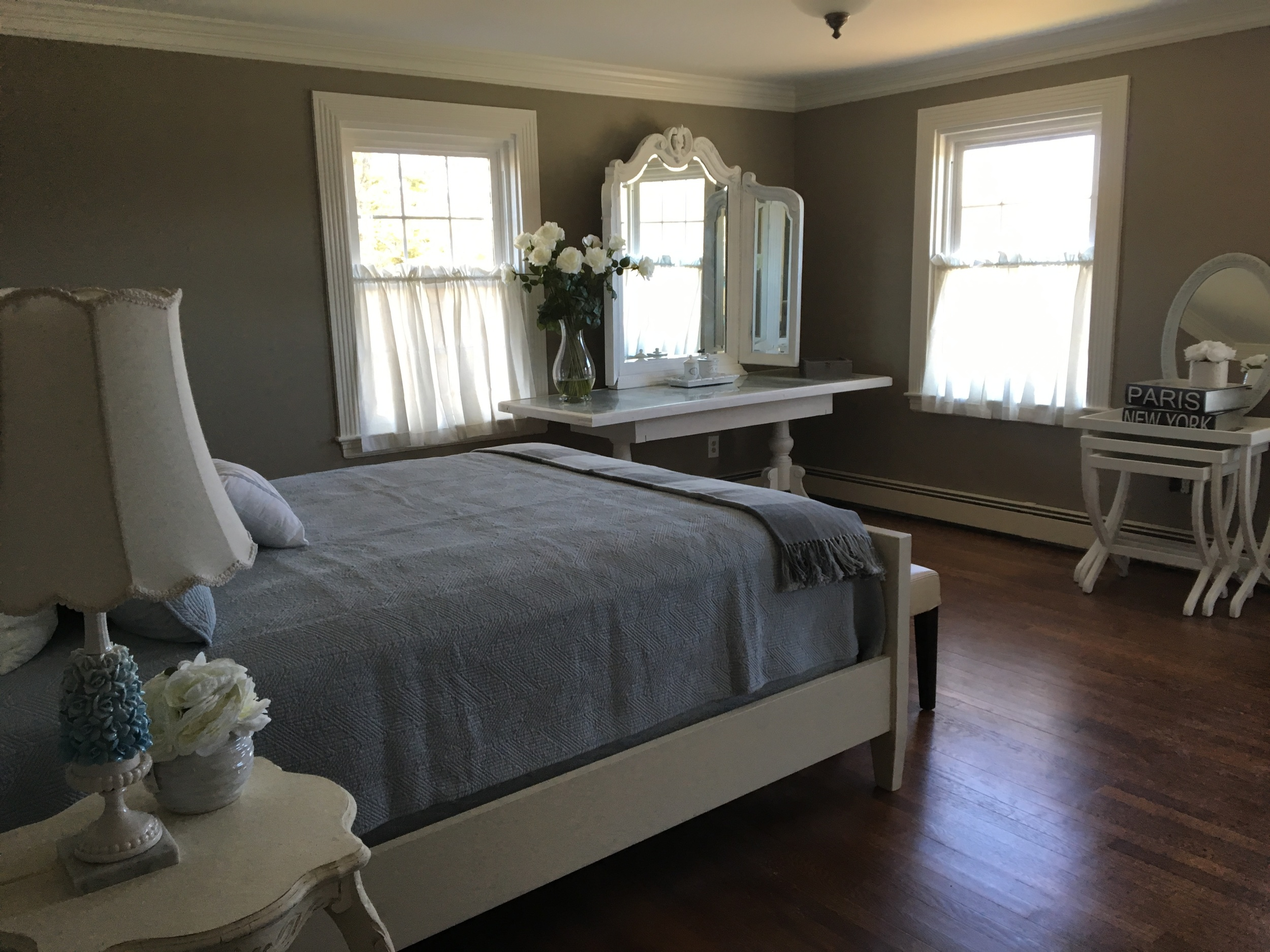 Newly renovated Guest Room.