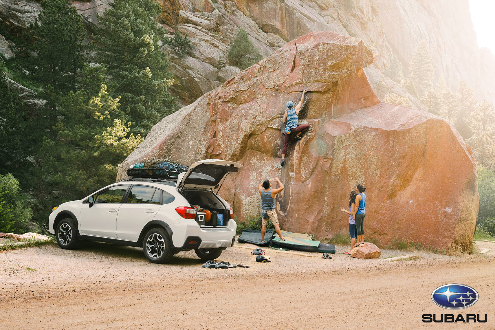 SUBARU // COLORADO AND WYOMING // DESIGNORY + TERRY PRINE // PHOTO BRIAN KONOSKE // HMU + WARDROBE + PROPS + TALENT MANAGEMENT
