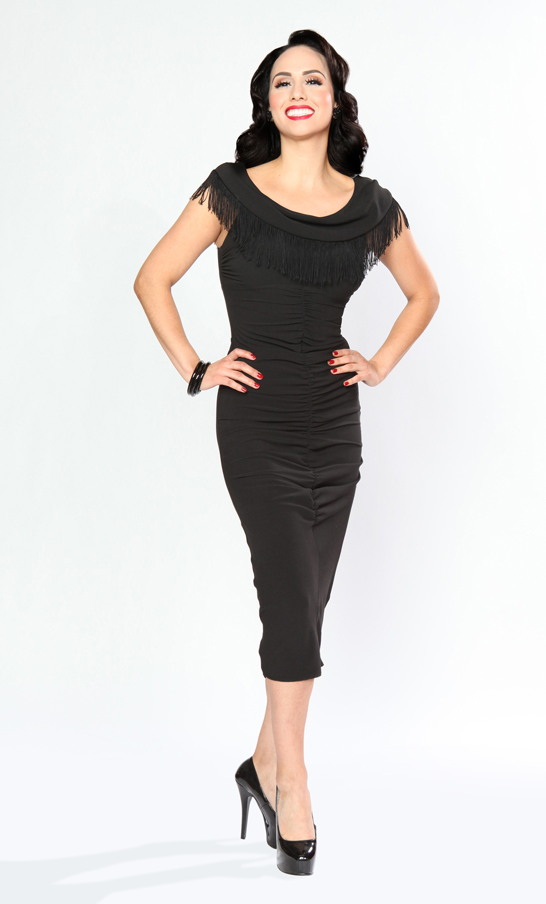 BD184554 Wild One Wiggle Dress