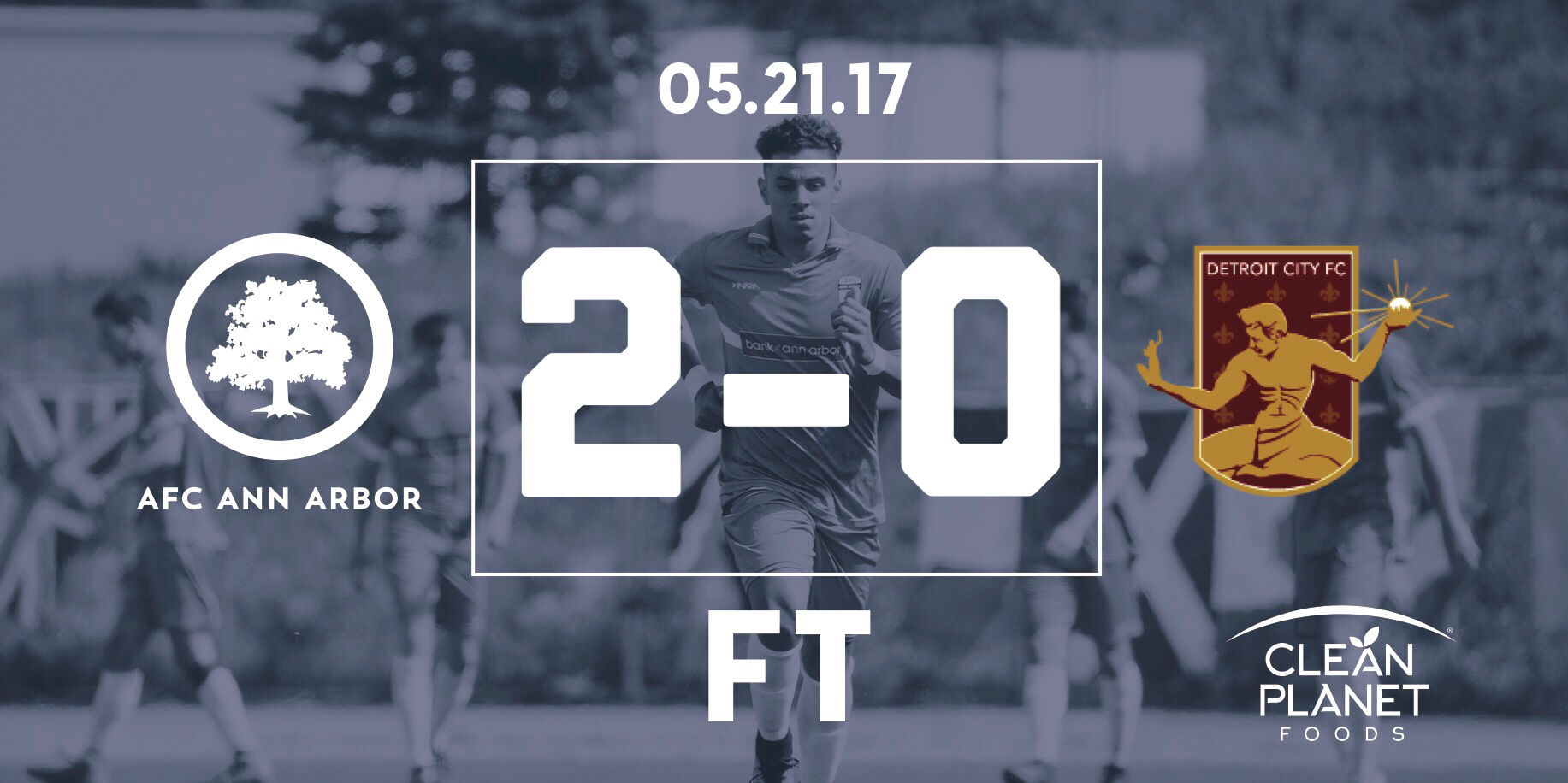40',  61' Dario Suarez  //  Match Recap  //  Video Highlights  //  Probility Play of the Game  // Audi Ann Arbor Man of the Match: Dario Suarez
