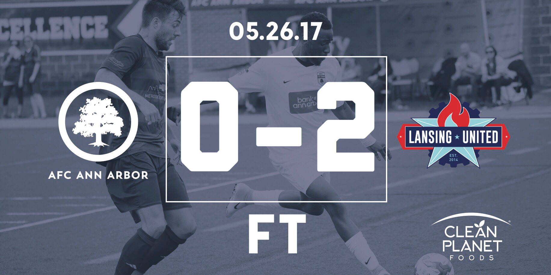 Audi Ann Arbor Man of the Match: Jake Rufe //  Match Recap