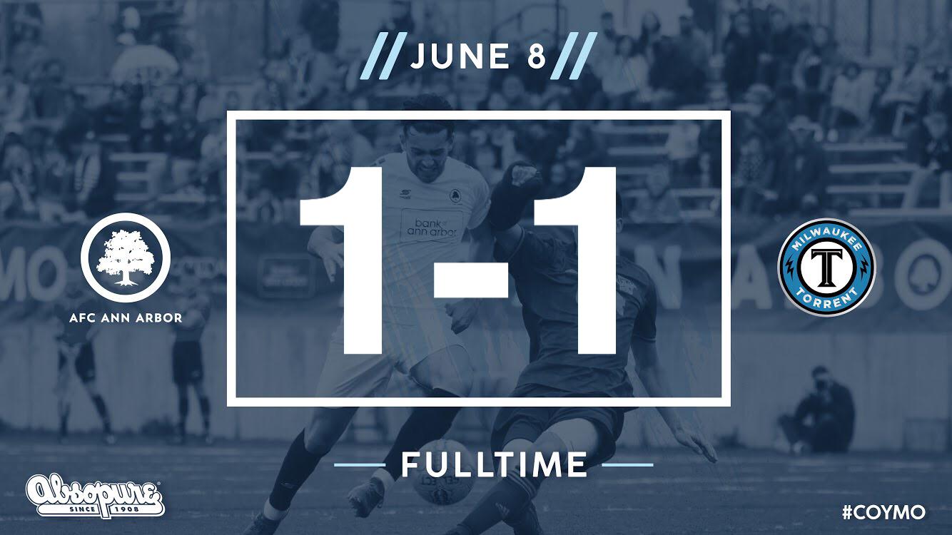 85' Gamwanya - Audi Ann Arbor Man of the Match: Serge Gamwanya   Match Recap  // Official NPSL Game Report