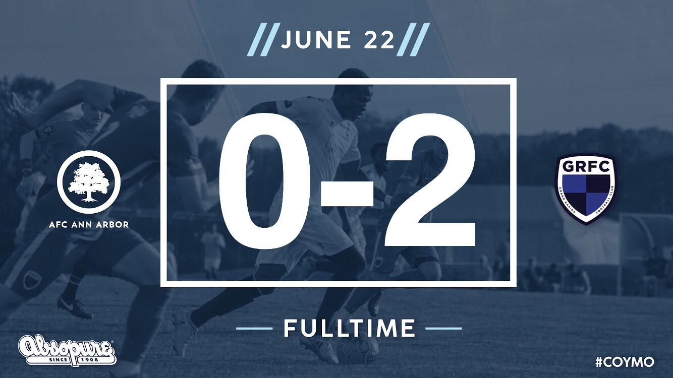 Audi Ann Arbor Man of the Match: AZ Liadi                      Match Recap //  Official NPSL Game Report