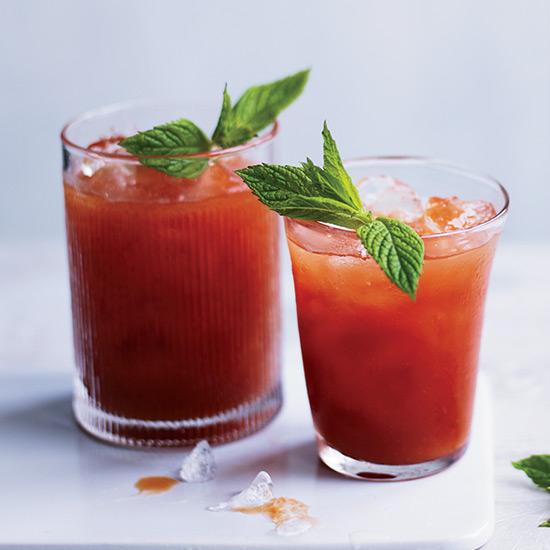 The Kimchi Bloody Mary.