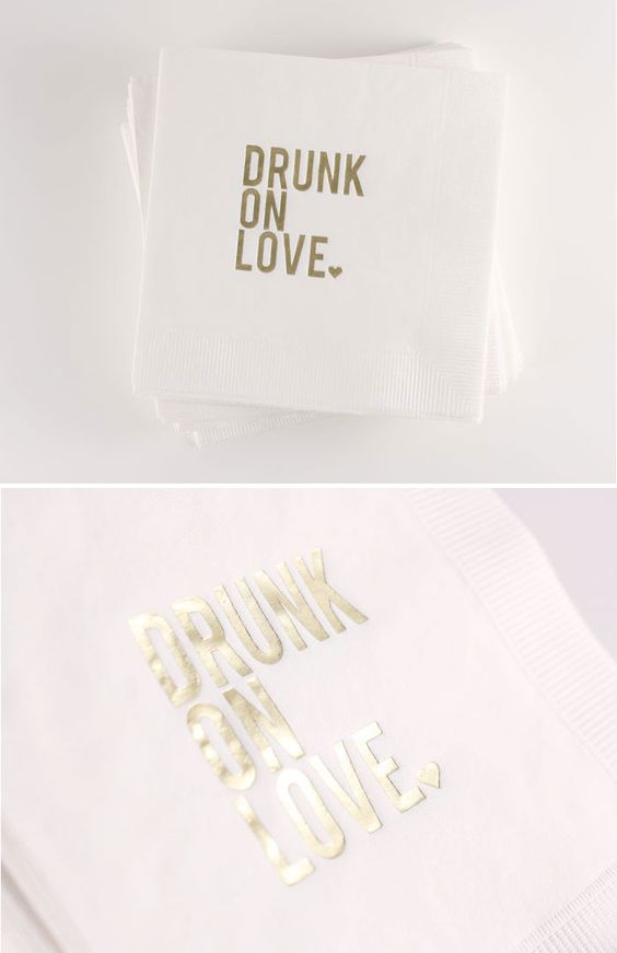 CAUSE A LITTLE GIGGLE WITH  FUNNY NAPKINS