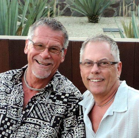 Chris & Doug