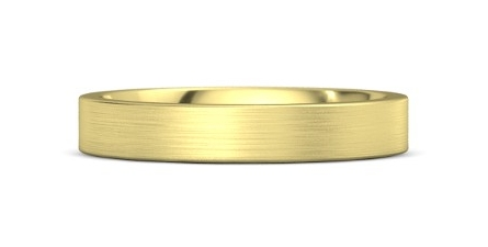 Brushed Finish FlatComfortFitBand_YellowGold_1.jpg