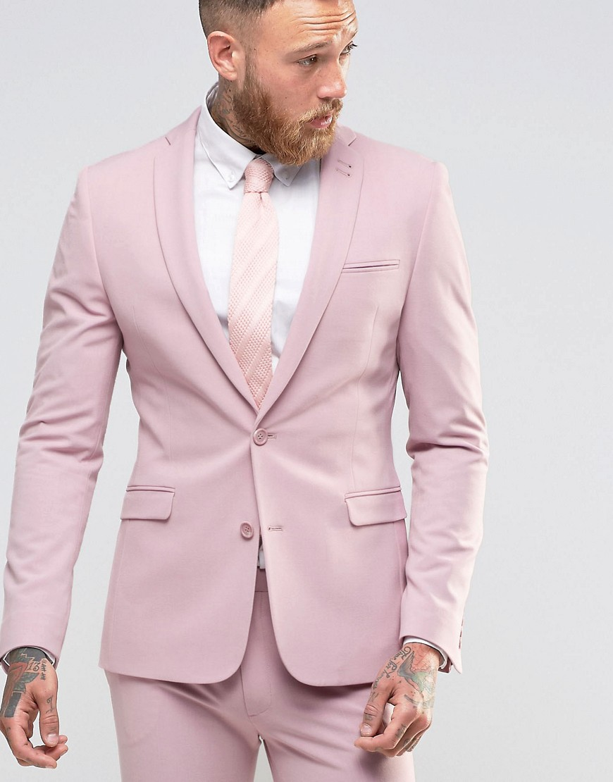 Light suits - The lighter the color the more real the man.
