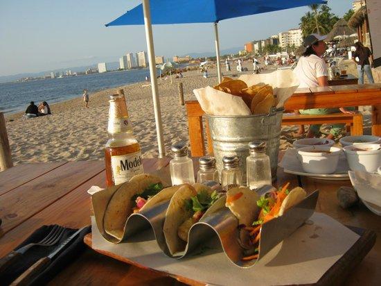 The views at El Barracuda