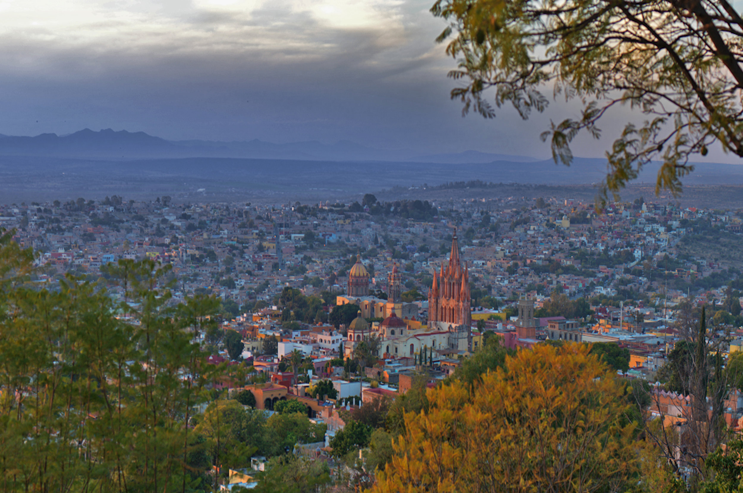 Panoramic View from El Mirador - San Miguel de Allende.jpg