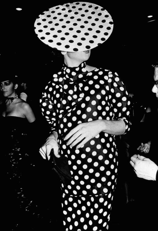 Len Speier, Polkadot Dress