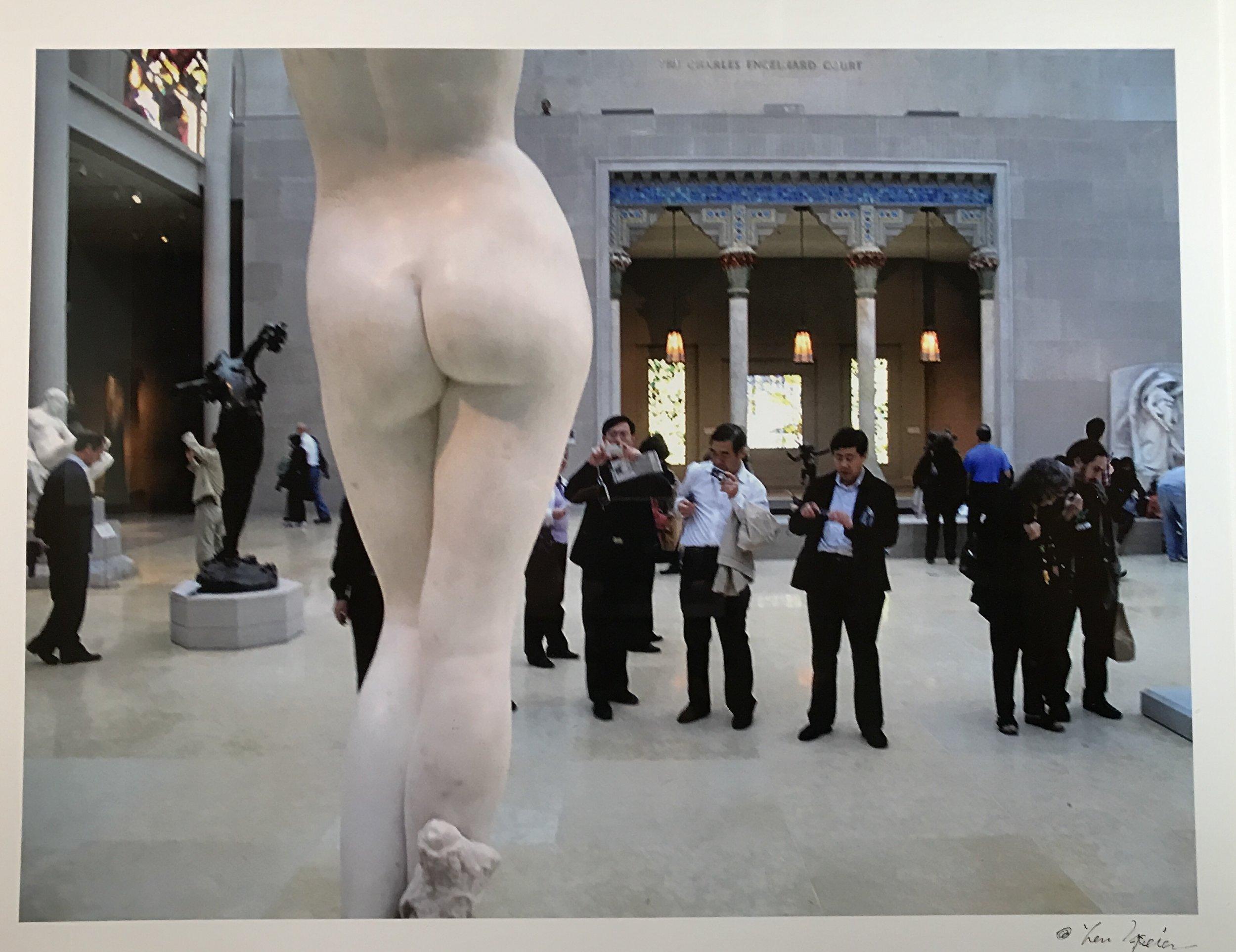 At the Met by Len Speier