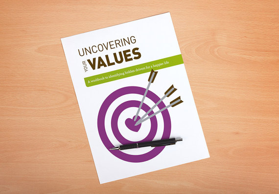 Uncovering Your Values E-Workbook