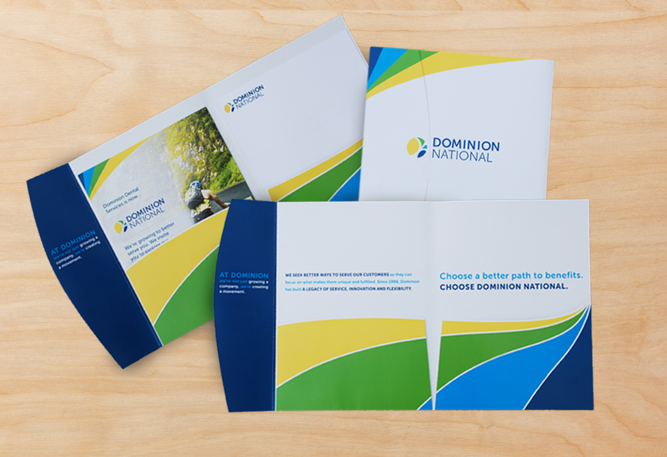 Dominion National Corporate Folder