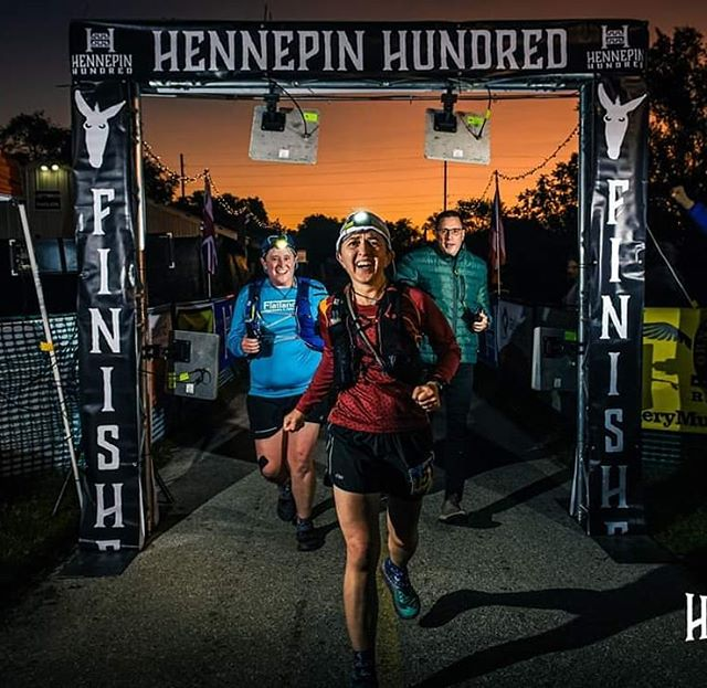 Early bird pricing is LIVE for Hennepin Hundred 2020! It is filling up fast on Ultrasignup!  We are a Western States qualifier! 📸 Mile 90 photography