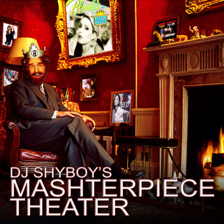 DJ ShyBoy - Mashterpiece Theater