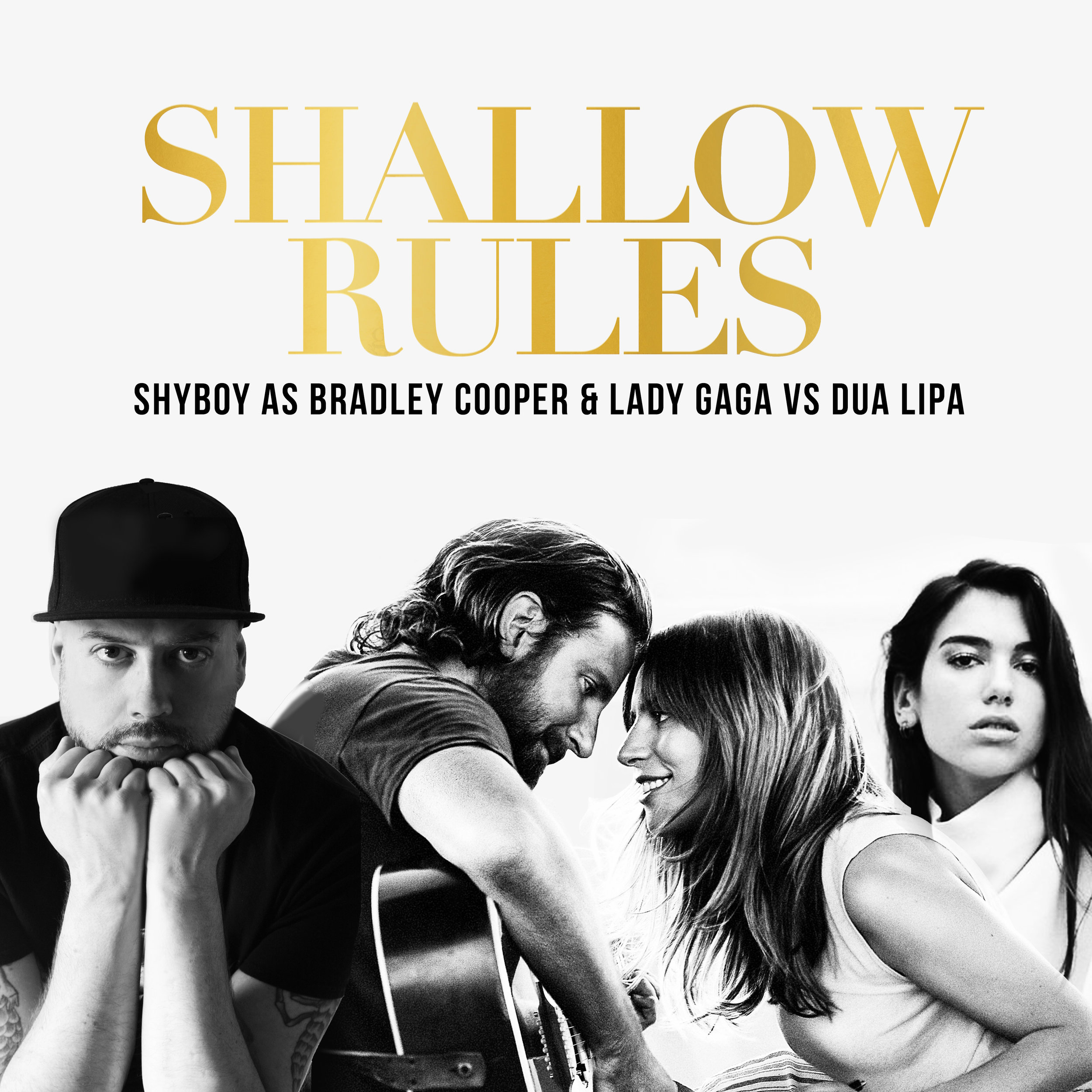 ShyBoy as Bradley Cooper and Lady Gaga vs Dua Lipa