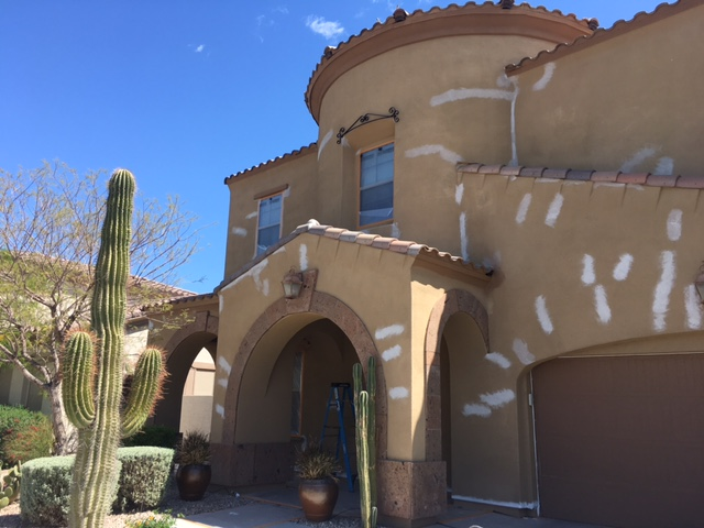 Exterior house painting goodyear