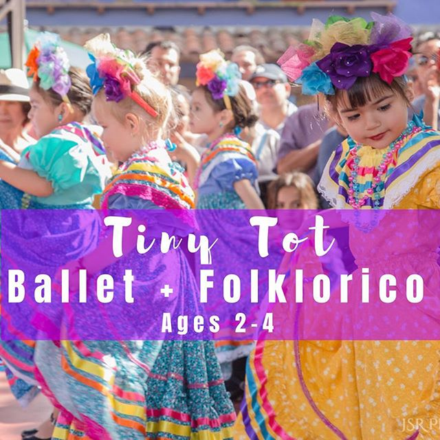 Now enrolling! Tiny Tot Ballet & Folklorico Combo Classes are for boys and girls ages 2-4. This session we will be offering classes on Saturdays and Sundays from 10am-11am and 11am-12pm. For more info visit Thee-Academy.com or call (323) 246-4702, Mon. - Fri. from 4pm-9pm. Enroll your children before May 1st and we'll waive your registration fee! We're located in the city of Montebello. #folklorico #theeacademy #dance #danceclass #danceclassesforkids #tinytots #balletfolklorico #ballet #balletclass #childrendancing #balletfolkloricodelosangeles #montebello