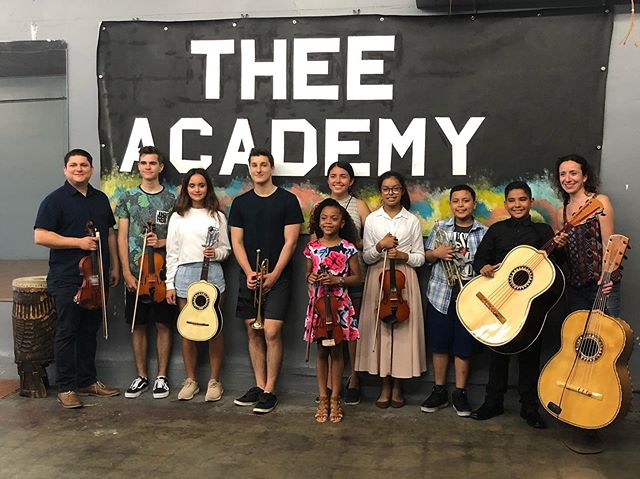 We want to congratulate all the students who participated in our First Annual Mariachi Summer Intensive. We had students from LA, San Diego, and Canada! See you next Summer. 🎶 #theeacademy #mariachi #mariachigaribaldidejaimecuellar #jimmycuellar #cuemusic #summerintensive