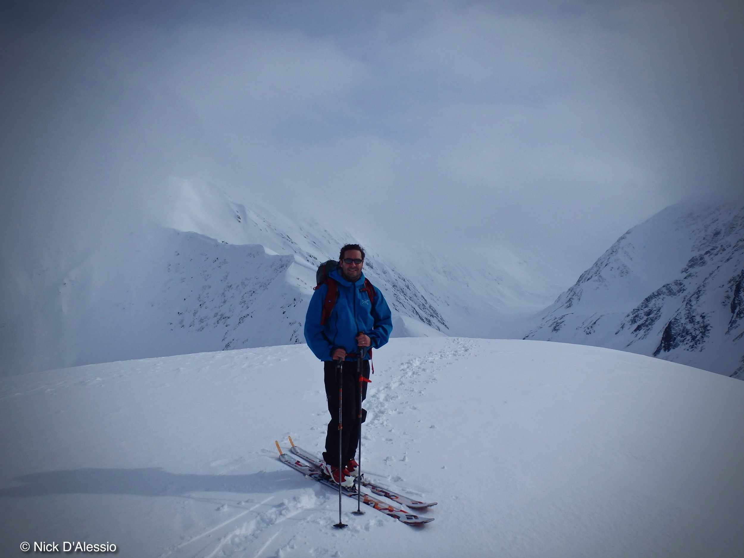 Backcountry Ski Touring with Remarkable Adventures