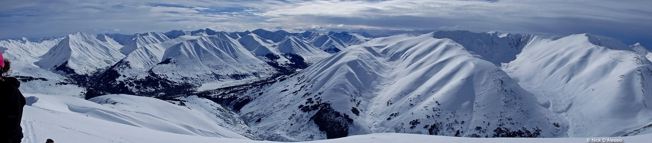 Alaska ski terrain, Remarkable Adventures
