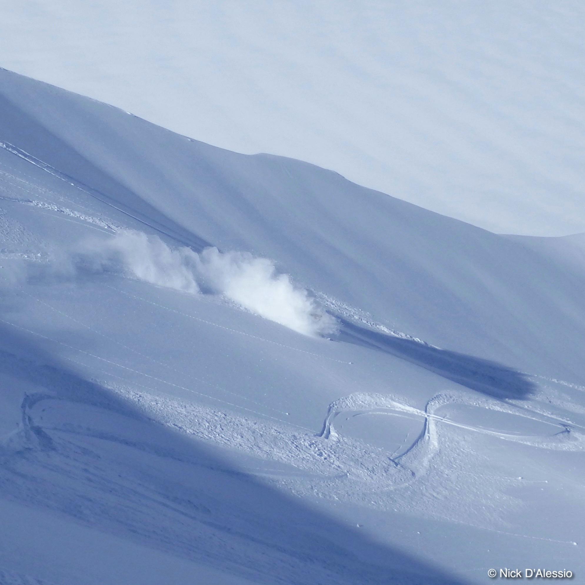 Alaska Powder Skiing