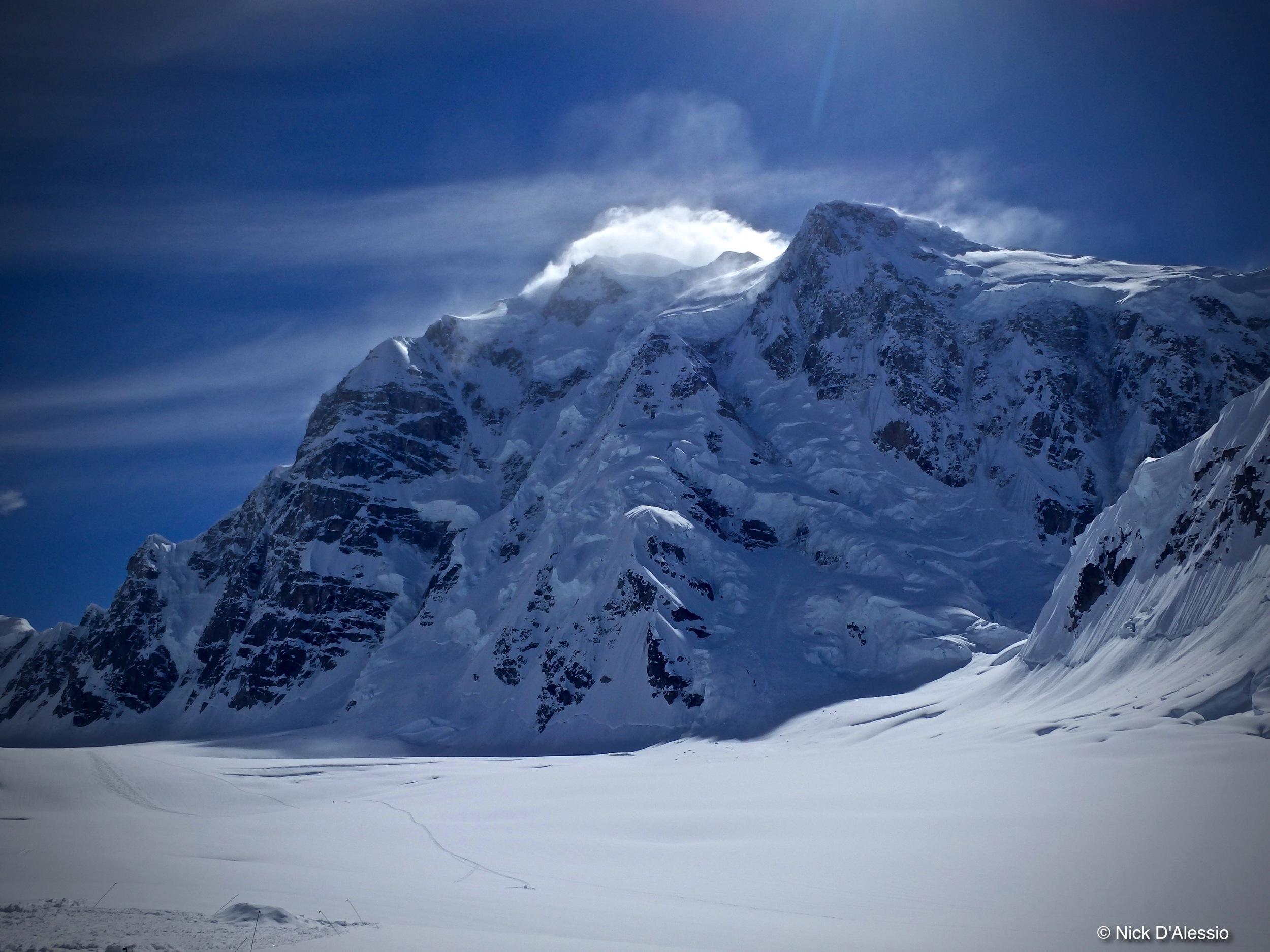 Mount Hunter, Alaska Range