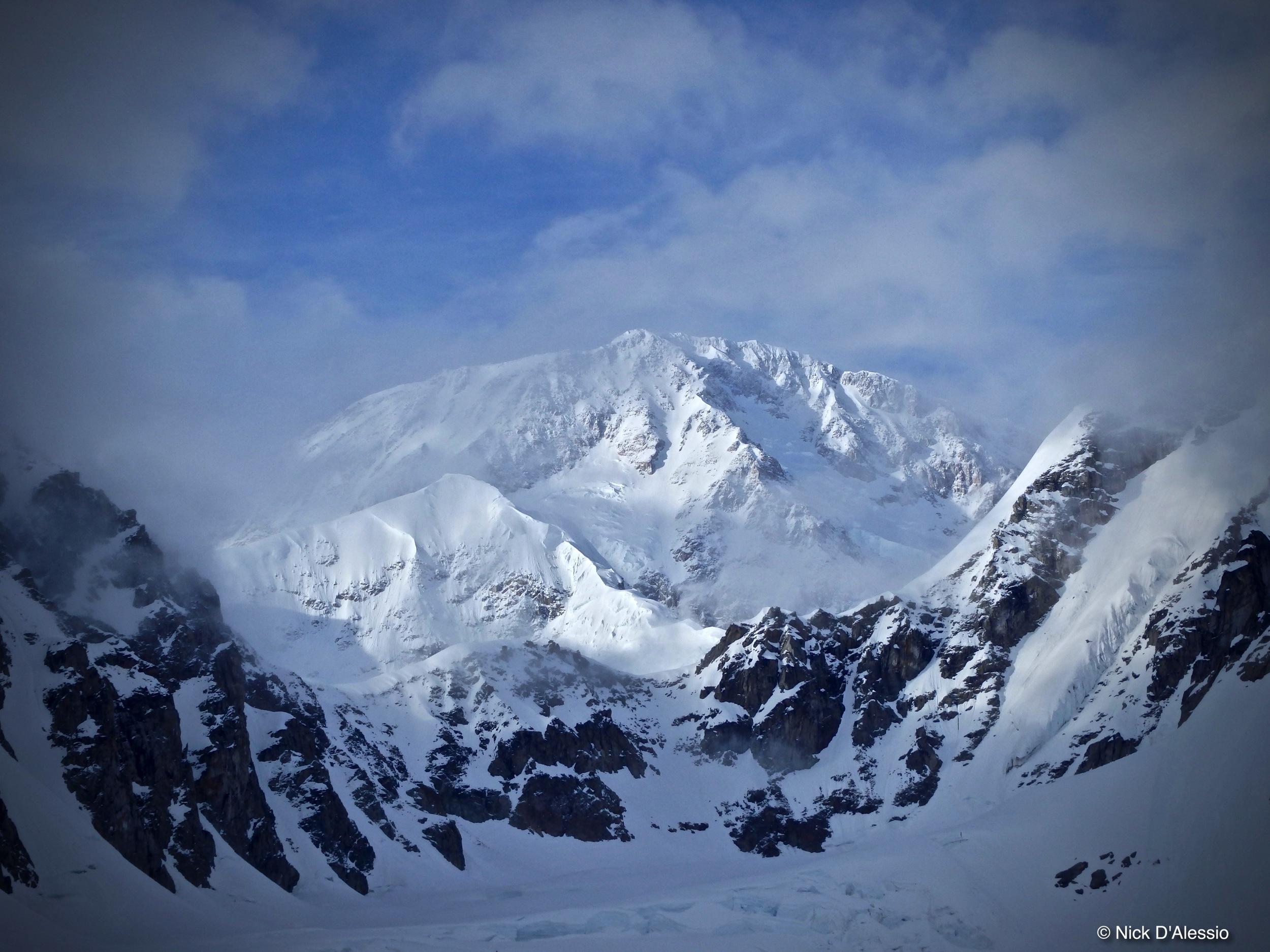 Denali, Alaska Range