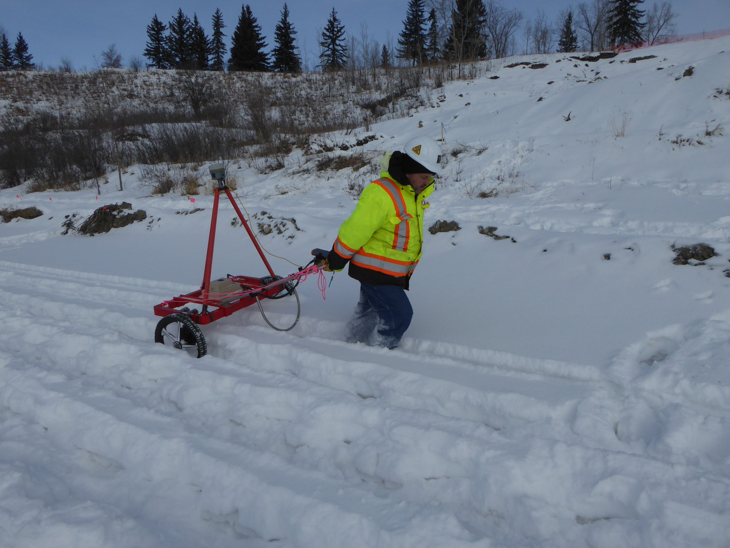 KIDCO - 37th St Storm Trunk Relocation - EM Data Collection - Pic 5 - 22 Feb 18.JPG