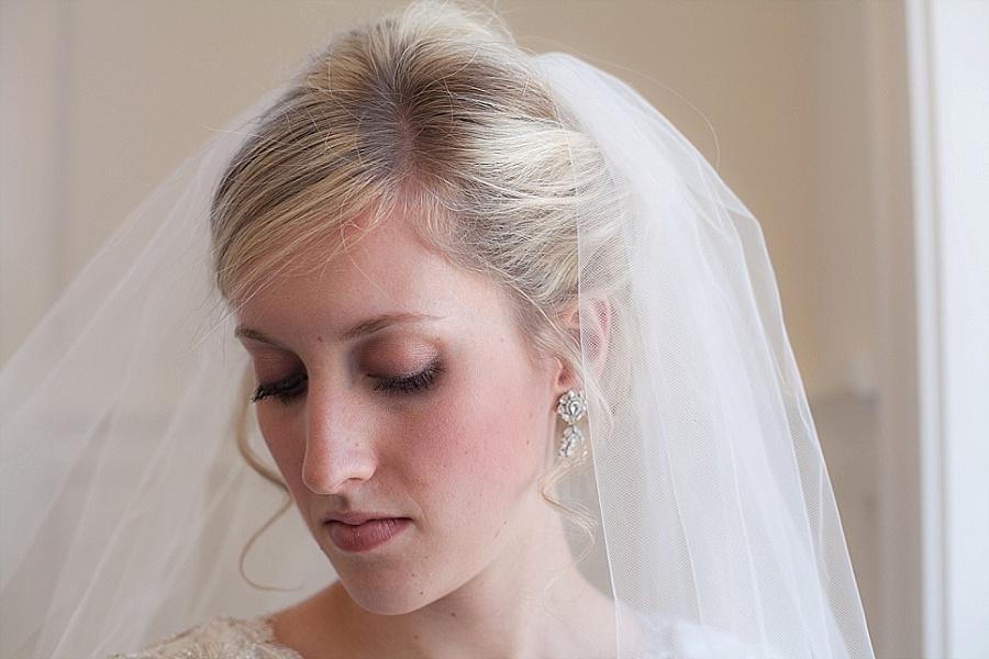 utah bridal portraits