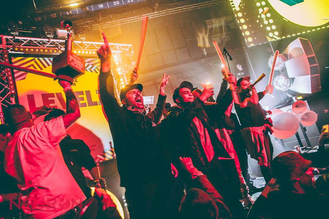 Levelz win RBMA Culture Clash