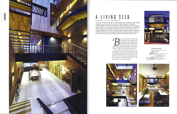 D+A feature: Chin Terrace