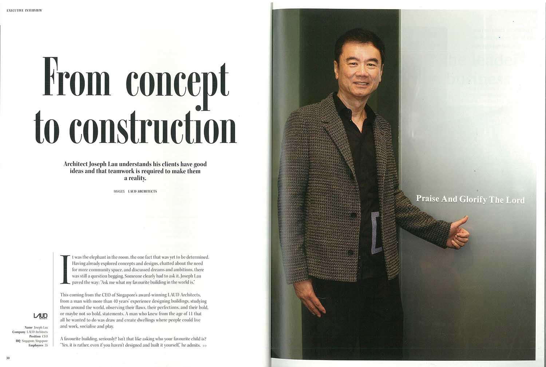 CEO Magazine, Apr 2017 issue