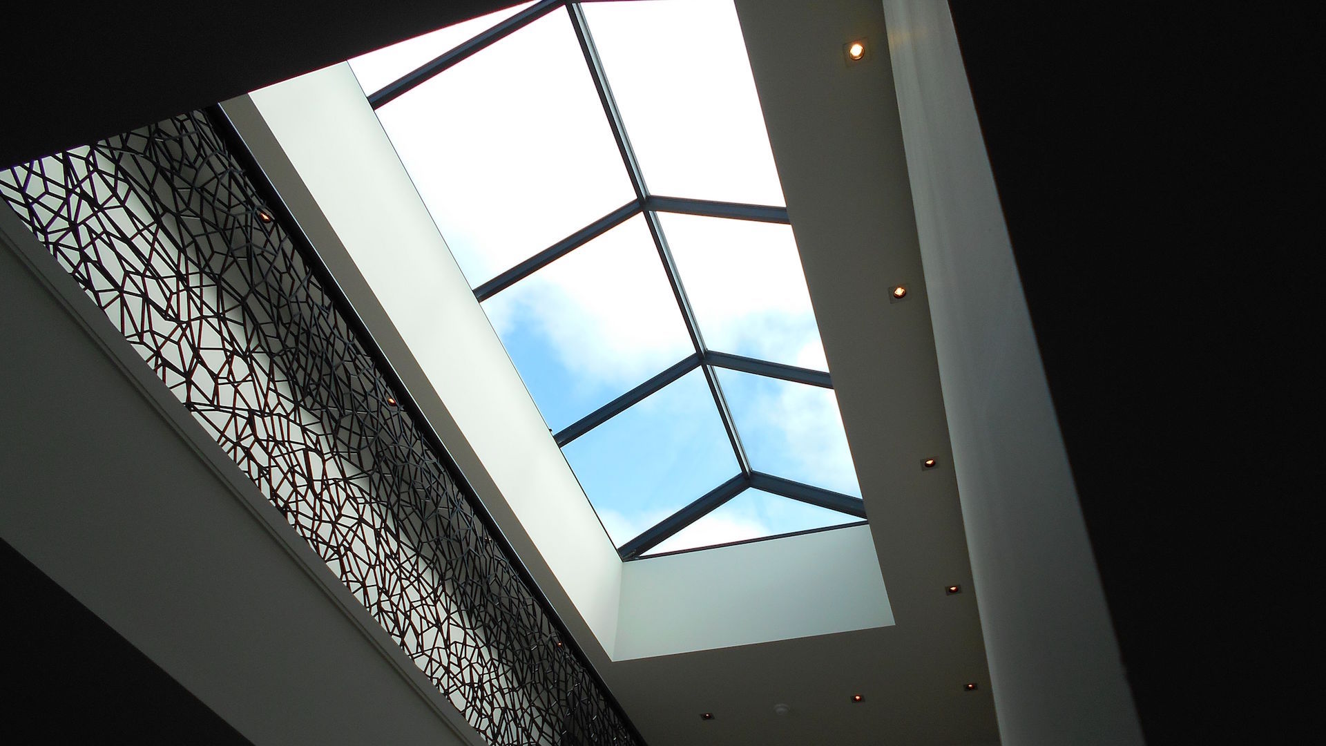Skylights   To make not just skylights, but advanced building components of superior strength, thermal resistance and water tightness, we combine first-class frame systems with proprietary installation tie in. This makes possible the most light transparent yet thermally efficient ceiling designs generally unthinkable in Canadian winters.