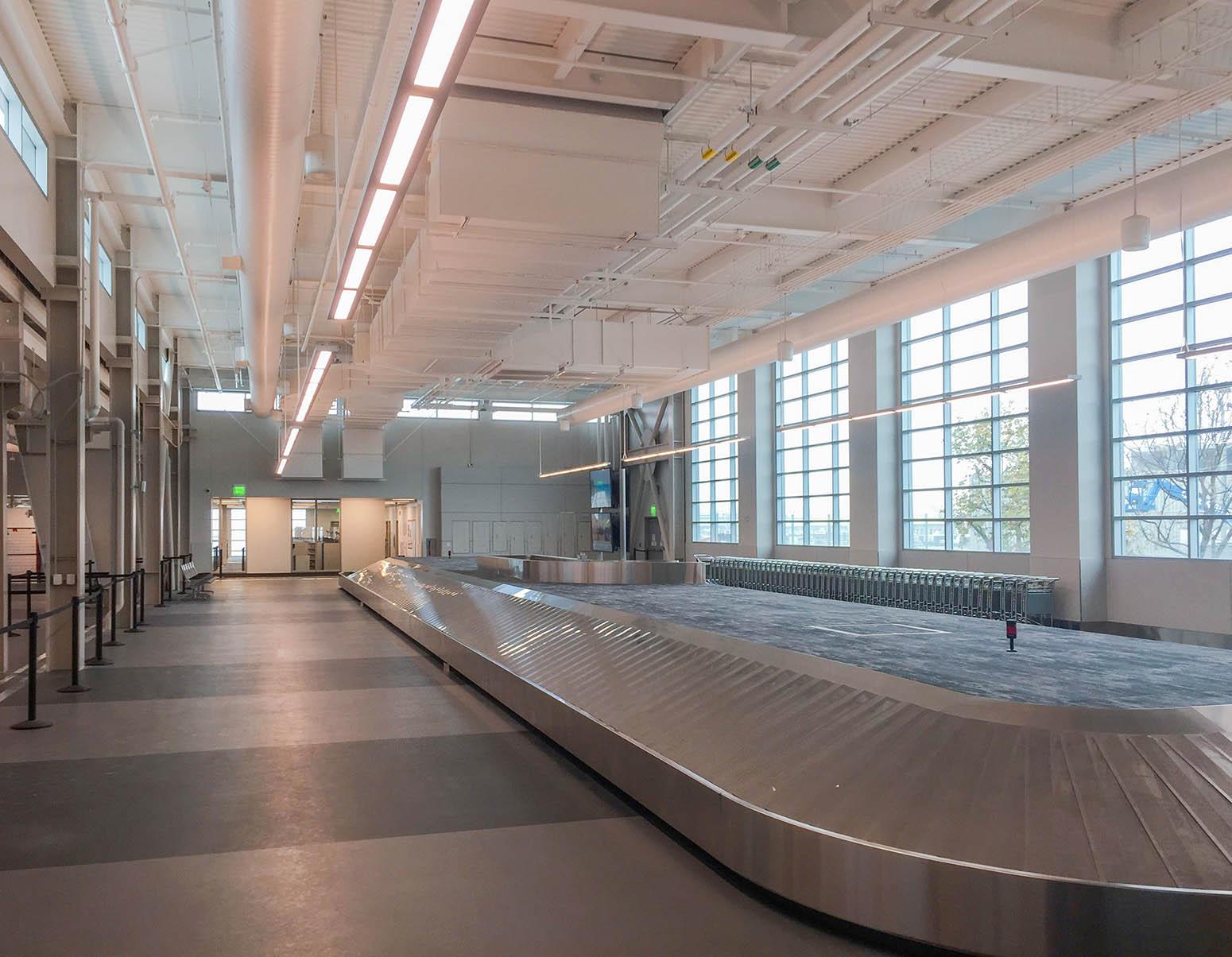 Oakland International Airport, International Arrivals Building Improvements