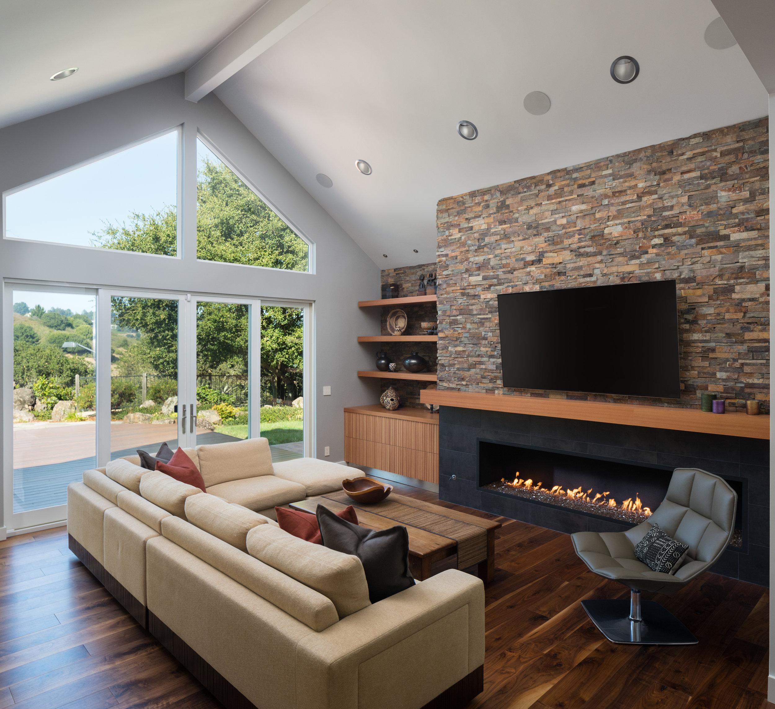 Oakland Hills Residence