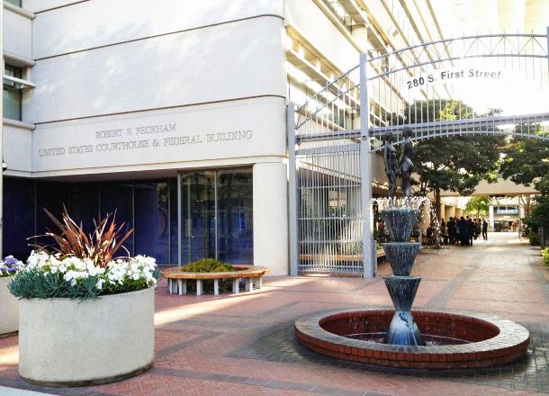 GSA Judge Friedland's Chambers Tenant Alterations