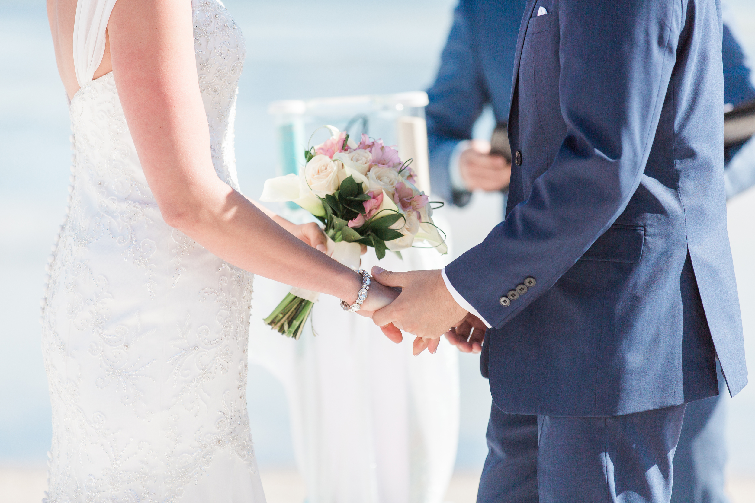 smathers beach wedding- key west wedding