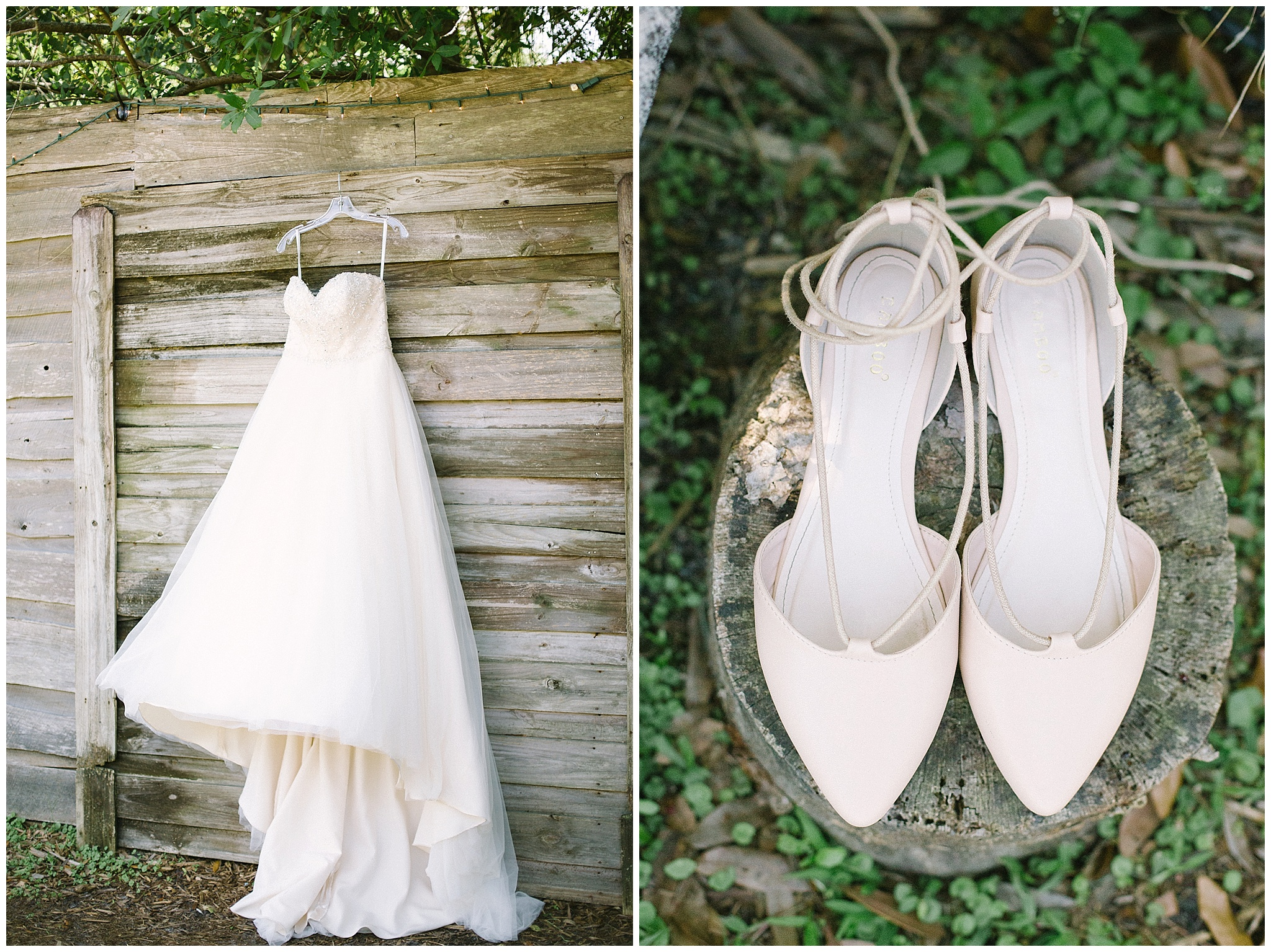 Those ballet flats were perfect!